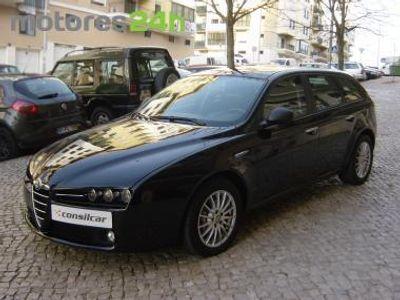usado Alfa Romeo 159 Sportwagon 1.9JTD M-Jet Distintive C/NOVO