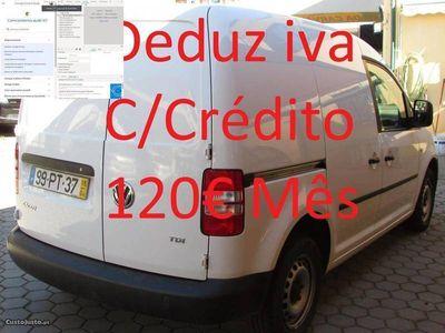 usado VW Caddy Deduz iva 7900EUR