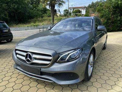 usado Mercedes E220 9G-TRONIC AVANTGARD