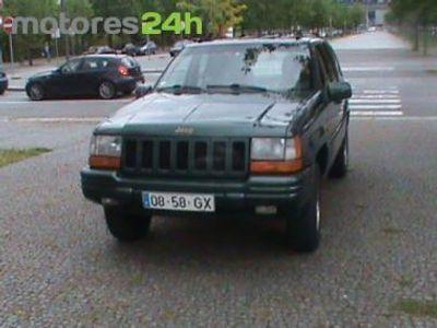 Usado Jeep Grand Cherokee 2.5 TD