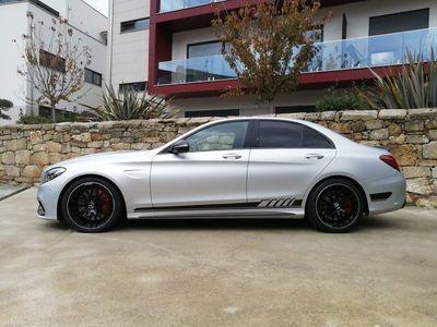 usado Mercedes C63 AMG AMG BLACK EDITION