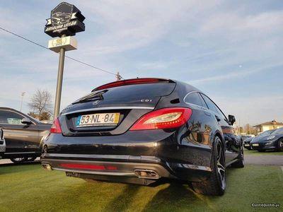 usado Mercedes CLS350 Shooting Brake AMG