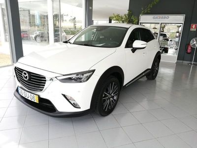 used Mazda CX-3 Excellence Navi Bose Edition