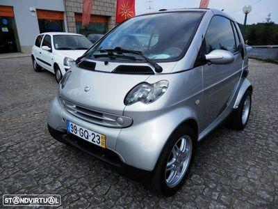 usado Smart ForTwo Cabrio CDI GRANDSTYLE KIT BRABUS