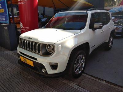 usado Jeep Renegade 1.3 DCT TURBO 150CVViatura nova