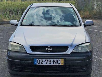 usado Opel Astra 1.7 DTI