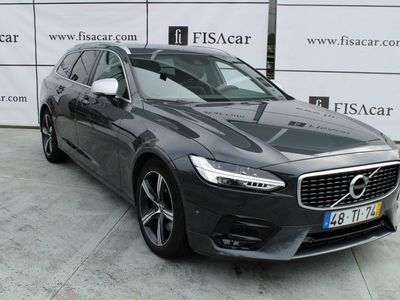 usado Volvo V90 2.0 D4 R-Design Auto 190 CV 2017
