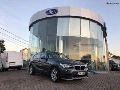 usado BMW X1 2.0D S-drive 186cv