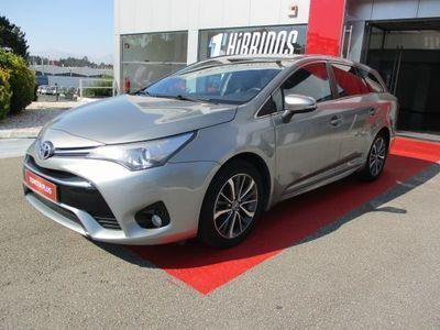 usado Toyota Avensis 2.0D Luxury Station Wagon