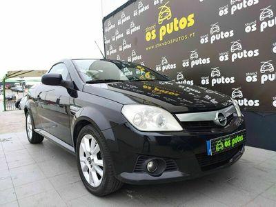 usado Opel Tigra Cabrio cdti