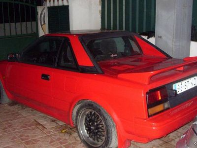 usado Toyota MR2 GTI-87-twin camm- .. - 87