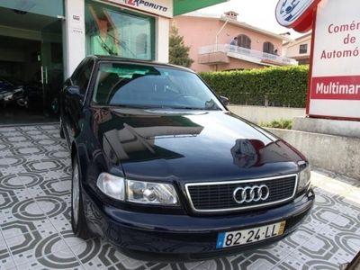second-hand Audi A8 2.8