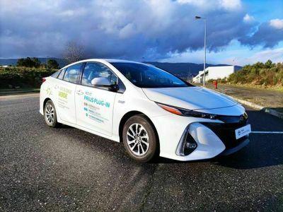 usado Toyota Prius PriusPlug-in Luxury 2020