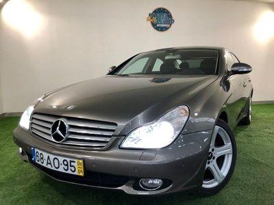 usado Mercedes CLS320 CDi 65€ IUC/ FULL EXTRAS