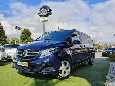 usado Mercedes V250 ClasseBlueTEC Longo Avantgarde (190cv) (5p)