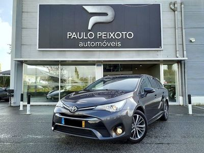 usado Toyota Avensis SW 1.6 D-4D LUXURY+G