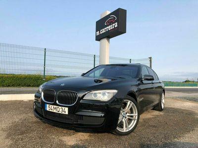 usado BMW 740 d PackM Auto