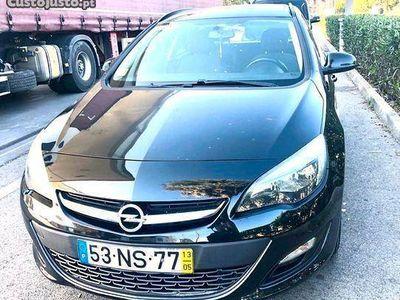 usado Opel Astra Sportstourer