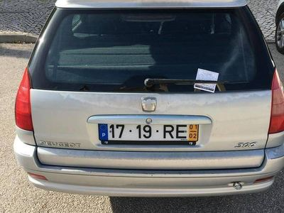 usado Peugeot 206 1.4 -
