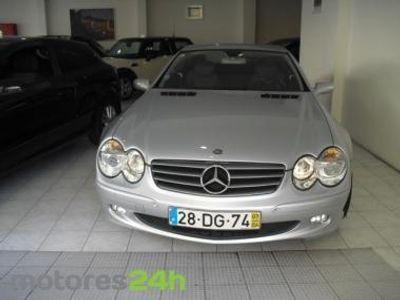 usado Mercedes SL350 AVANTGARD