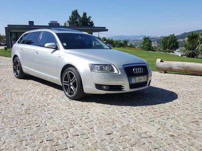 usado Audi A6 2.0 Tdi Aut. -