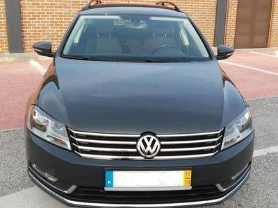 usado VW Passat Variant 2.0 TDI Out. -