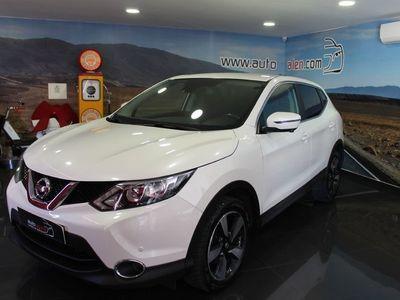 brugt Nissan Qashqai 1.5 Dci Tekna Sport