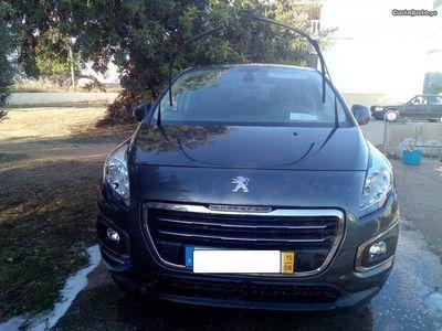 usado Peugeot 3008 1.6 AUTOMATICO