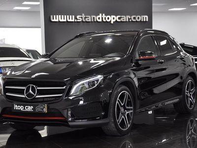 usado Mercedes GLA220 d 7G-DTC-AMG