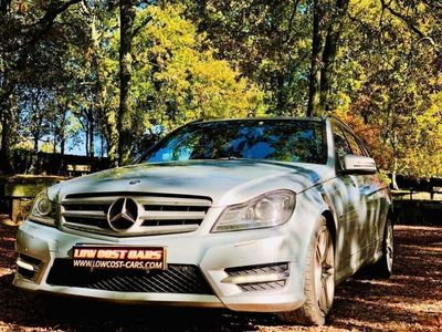 usado Mercedes C250 CDI AMG Station