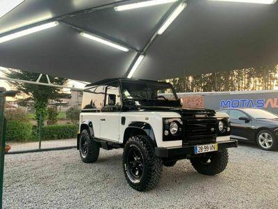 usado Land Rover Defender 90 SW 2.5 Td5 SE