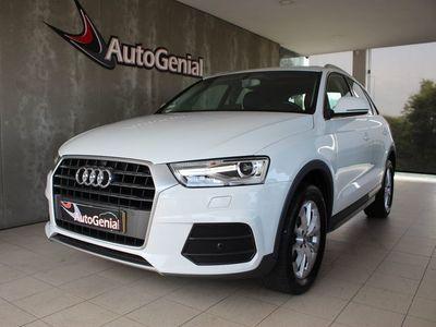 usado Audi Q3 2.0 TDi Ambition