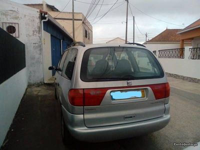 used Seat Alhambra 1.9