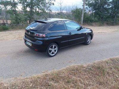 usado Seat Ibiza 6l 1.4 tdi