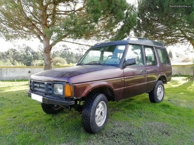 brugt Land Rover Discovery 200 TDI