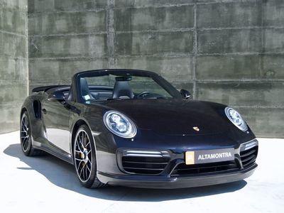 usado Porsche 911 Turbo S 991.2 Cabrio