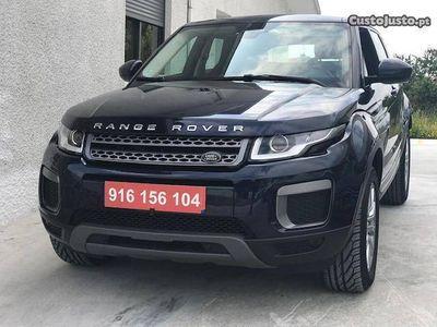 usado Land Rover Range Rover evoque Tdi Teto Panoramico