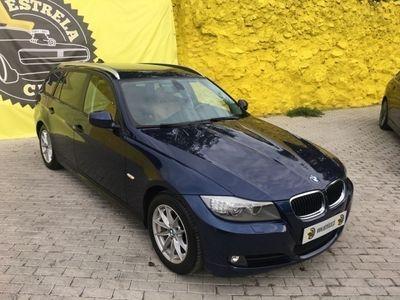 usado BMW 320 XENON-NAVI-PELE-PANORAMICO
