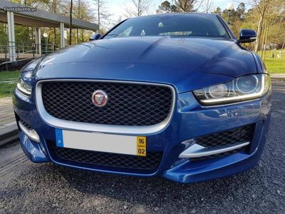 usado Jaguar XE 2.0 d R-Sport