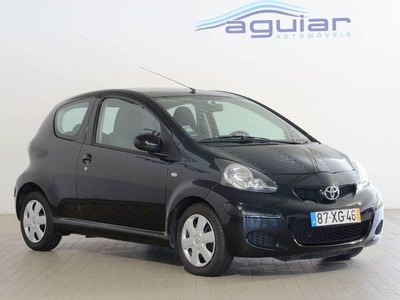 usado Toyota Aygo Connect MMT