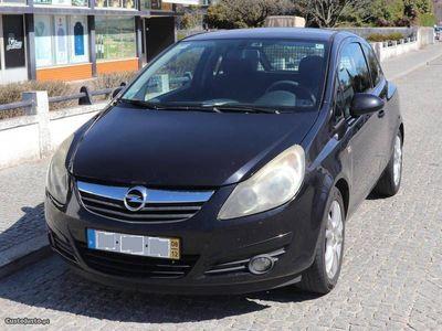 usado Opel Corsa SportVan 1.3CDTi90cv