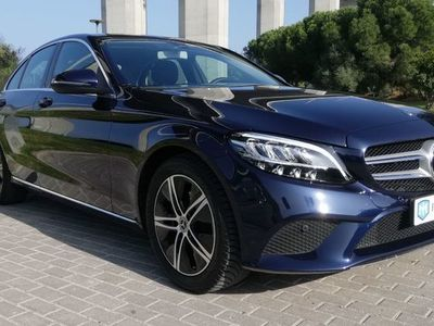 usado Mercedes C180 d Auto Limousine Avantgarde