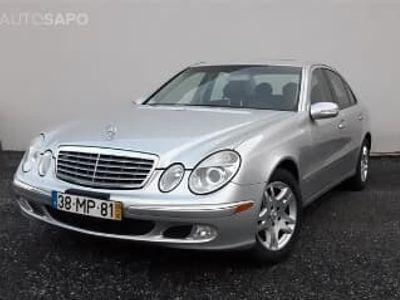 usado Mercedes E320 ClasseCDi Elegance (204cv) (4p)