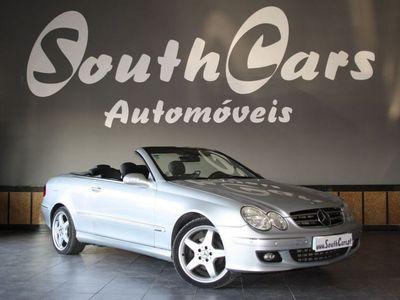 usado Mercedes CLK200 K Avantgarde