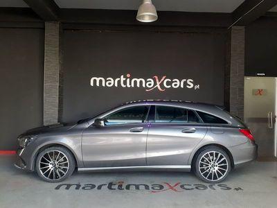 usado Mercedes CLA180 URBAN AUTO