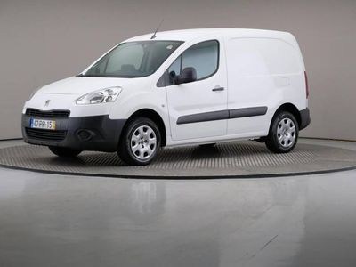 usado Peugeot Partner 1.6 HDi L1 Pack CD Clim 3L