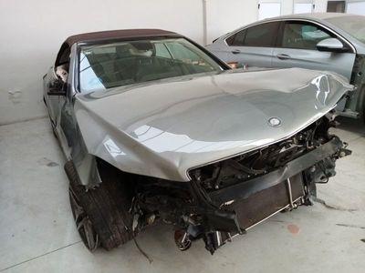 usado Mercedes E250 BLUETEC CABRIO
