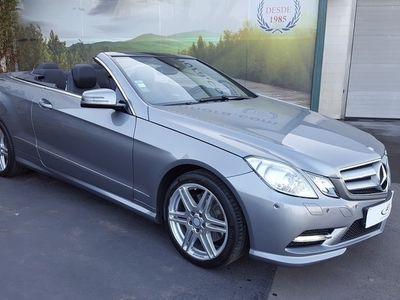 usado Mercedes E250 CDI Cabrio BE Avantgarde AMG Line