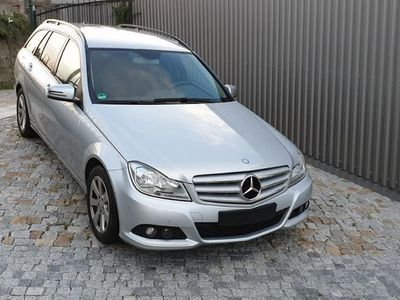usado Mercedes C220 Blue Efficiency