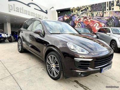 usado Porsche Cayenne Platinum Edition